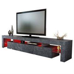 Fernsehschrank aus weinkisten  TV-Lowboard aus Weinkisten | Haus Inneneinrichtung | Pinterest ...