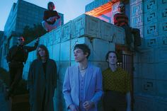 """Cage the Elephant Announce 'Social Cues' Album, Release """"Ready to Let Go"""" Music Video"""