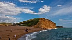 Broadchurch walking trail launched in West Bay, Dorset Magic Places, Broadchurch, Monument Valley, United Kingdom, Trail, Bucket, Walking, Product Launch, Water