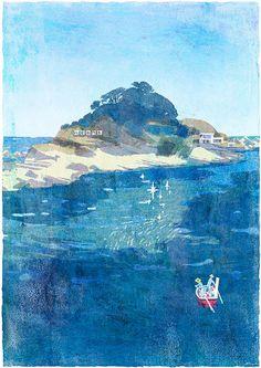 Niemon Island 仁右衛門島