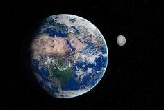 NASA's Juno Spacecraft Offers A 'Star Trek' View Of Earth, Moon ...