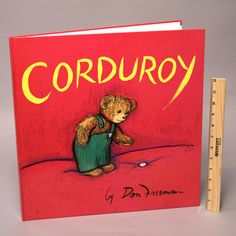 Corduroy Lapbook, $18, now featured on Fab. [Don Freeman, Penguin]
