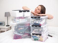 Järjestyksessä oleva koti parantaa arjen sujuvuutta ja rauhoittaa mieltä. Täältä löydät 10 järjestelyvinkkiä kotiisi! Bassinet, Ikea, Chair, Furniture, Home Decor, Organization, Crib, Decoration Home, Ikea Co