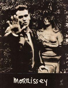 Morrissey (c) Anton Corbijn