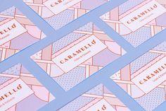 Branding: Caramello - Gellato & Pastisserie