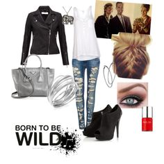 """""""Hanson Concert Outfit"""" by dawn-humphrey on Polyvore This is what I am wearing to the STL concert 2013!  Whoot Whoot!!!"""