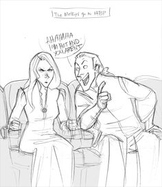 Makani's Malfoy's response to seeing their movie selves... XD, #Harry #Potter #Malfoy