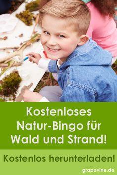 Naturbingo Kostenlos mit Rabattkode SOMMERSPIEL. Naturbingo zu spielen macht Spaß!Das ist eine lustige kleine Aktivität für Kinder im Freien - im Wald, im Park oder am Strand! Sie erhalten zwei verschiedene Bingokarten, die sich gut für den Sommer eignen - eine für den Wald/Park und eine für den Strand. Teilen Sie die Kinder in Gruppen auf und geben Sie jeder ihre Bingokarte. Jetzt geht es darum, die verschiedenen auf der Karte aufgelisteten Dinge schnell zu finden. Memory Games For Kids, Water Balloons, Autumn Crafts, Water Activities, Learning Games, Aurora, Finland, More Fun, Cool Kids