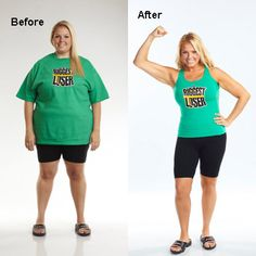 Before and After Pictures: The Biggest Loser Season 11