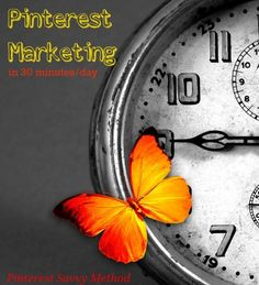 How to Use Pinterest in Less than 1 Hour a Day