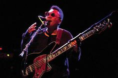 """Singer-bassist, Meshell Ndegeocello, appeared in """"Home Bass"""" a concert benefitting Columbia County Habitat for Humanity at Club Helsinki in Hudson, NY.  Chronogram, January 2013. - TIMOTHY NORRIS"""