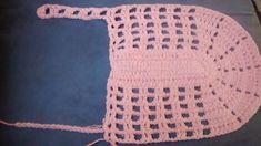 Crochê com amor: PAP - Jogo de banheiro com flores aplicadas Crochet Stitches, Crochet Patterns, Crochet Top, Diy And Crafts, Women, Bathroom, Fashion, Crochet Carpet, Patterned Dress