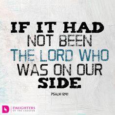 Psalm 124:1