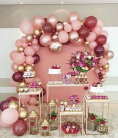Birthday decorations table balloons ideas for 2019 18th Birthday Party, Birthday Party Games, Birthday Crafts, Birthday Party Decorations, Baby Shower Decorations, Birthday Backdrop, Cake Birthday, Birthday Ideas, Best Birthday Surprises