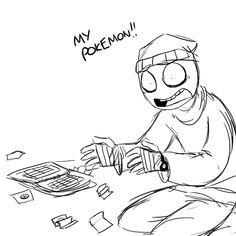 this is me when i find my pokemon cards laying on the ground crumbled up xD this.is.so.me.