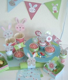 Easter or bunny party
