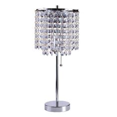 "Found it at Wayfair - Avins Decorative Glam 20.25"" H Table Lamp"