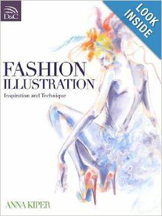 ~Anna Kiper Fashion Illustration: Inspiration and Technique: Anna Kiper https://sites.google.com/site/fashionillustrationart/