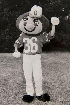 Brutus through the years - The Ohio State University 1982