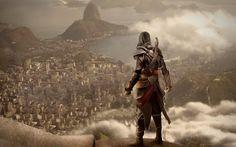 Ubisoft já está trabalhando em Assassin's Creed no Brasil