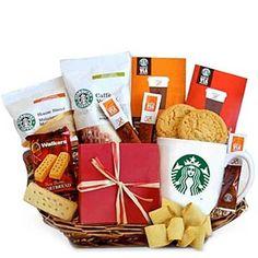 Holiday Starbucks® Coffee & Inspiration