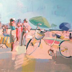 """""""Beach Wheels"""" - Teil Duncan"""