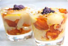 Custard apple with papaya sweet