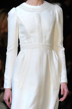 Valentino Fall 2012 Ready-to-Wear collection by Maria Grazia Chiuri and Pier Paolo Piccioli