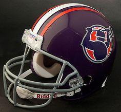 PITTSBURGH MAULERS 1984 USFL Football Helmet ACCESSORY STICKERS