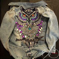 курточка деним, декор металлической фурнитурой - ladies clothes shopping online, black womens clothing, a clothes shop *ad