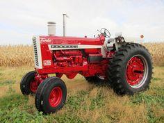 Farmall 1206 Prototype #5