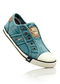 Mustang laceless plimsolls | Womens | Womens Shoes & Boots | bonprix