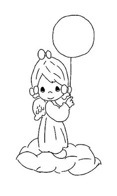 precious moments angel coloring pages.html