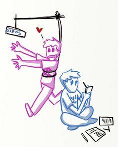 This is an amazing Bo Burnham comic I found on Tumblr. - Imgur