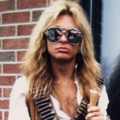 Diamond David Lee Roth My Eternal Rock Star Boyfriend