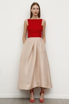 Monique Lhuillier Resort 2015 - Slideshow - Runway, Fashion Week, Fashion Shows, Reviews and Fashion Images - WWD.com