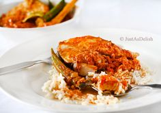 Gerang Asam (Spicy & Sour Fish Curry)