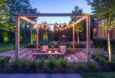 22 Traditional Patios for Daytime and Night Time Outdoor Bonding