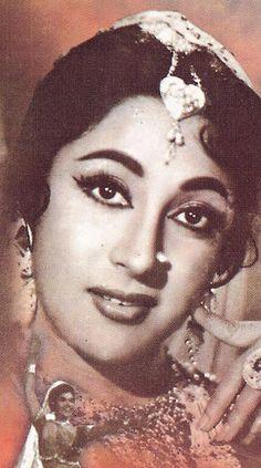 Mala Sinha. She's gorgeous.