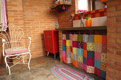 Casa de Boneca Decor: ♥ Fuxico, retalho e patchwork, os queridinhos♥