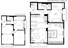 Krakra_auly_EN Floor Plans, Diagram, Projects, Summer, Blue Prints, Summer Recipes, Summer Time, Floor Plan Drawing, Verano