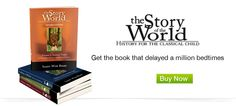 Peace Hill Press History and Language Arts textbooks for the well trained mind. Starting at grade 1.