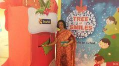 Experience the joy of gifting like Ms Shubhangi! #InorbitMakesMeSmile