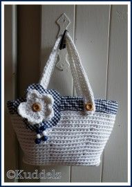crochet pattern for little girl's bag