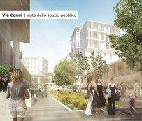 CENNI DI #CAMBIAMENTO Il progetto architettonico in via Cenni a #Milano, una comunità per crescere.