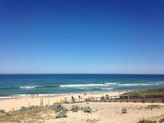 Plage de Biscarrosse #landes #bisca #biscarrosse #beach #waves #surf #plage #vagues #aquitaine