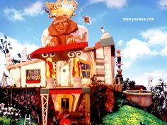 Pee Wee's playhouse, every Saturday morning!
