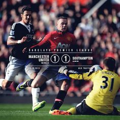 """""""It wasn't the result we wanted, but there were some positives to take out of Saturday's draw with Southampton."""" MUFC's official post-match verdict."""
