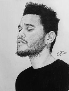 The Weeknd •Pinterest: @meana__love •