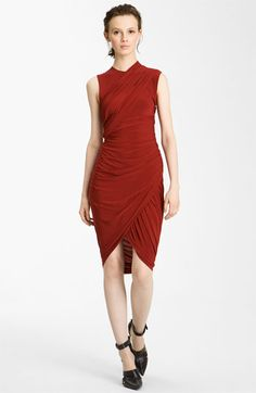 Alexander Wang Gathered Jersey Dress available at #Nordstrom
